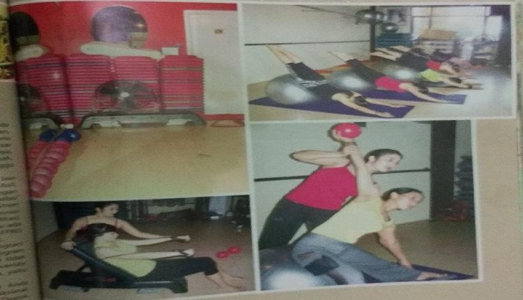 Pusat Kebugaran AFRO Fitness for Female
