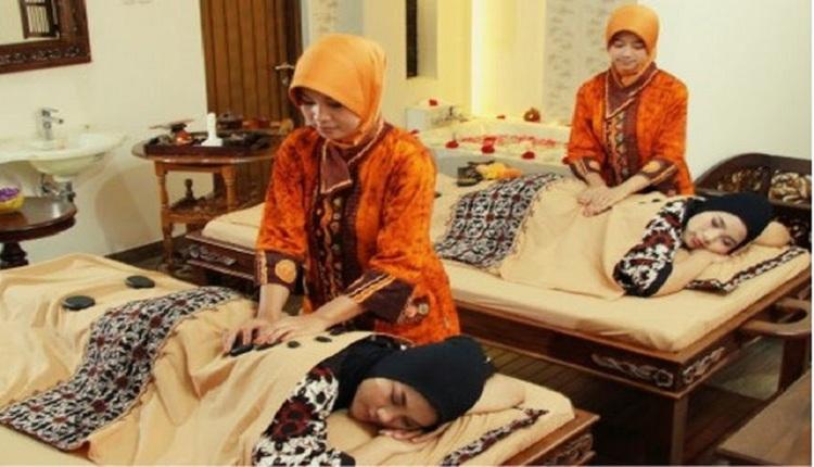 Salon Muslimah Salah Satu Tempat Memanjakan Diri