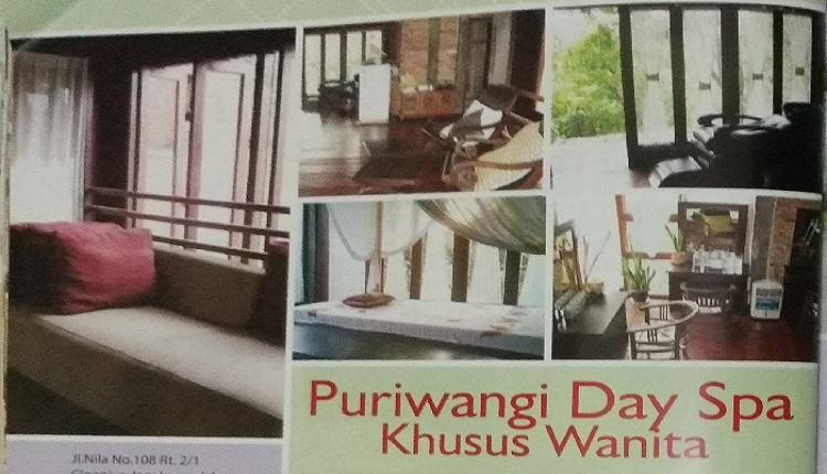 Puri Wangi Day Spa Khusus Wanita
