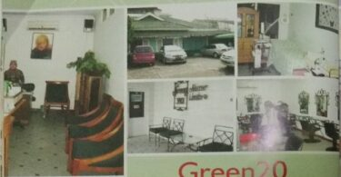 Salon Green 20