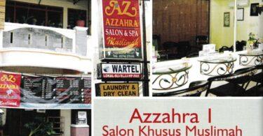 Azzahra Salon dan Spa Khusus Muslimah