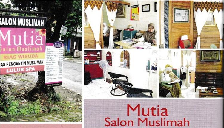 Mutia Spa dan Salon Muslimah
