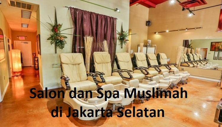 Salon dan Spa Muslimah di Jakarta Selatan