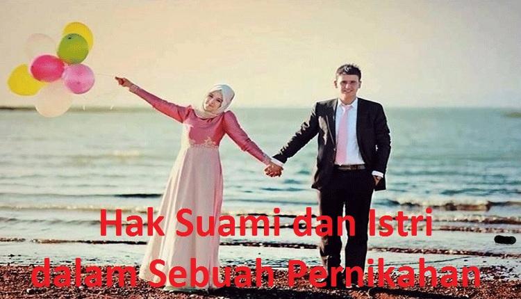 hak suami dan istri
