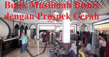 Bisnis Butik Muslimah