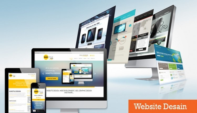 Membuka jasa desain website profesional