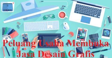 Peluang Usaha Membuka Jasa Desain Grafis