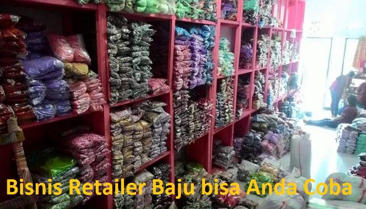 bisnis retailer baju