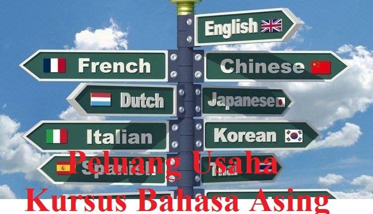 kursus bahasa asing